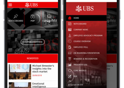 UBS-Interface